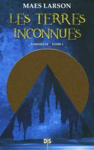 Couverture du roman de Maes Larson au éditions De Saxus collection Jeunesse